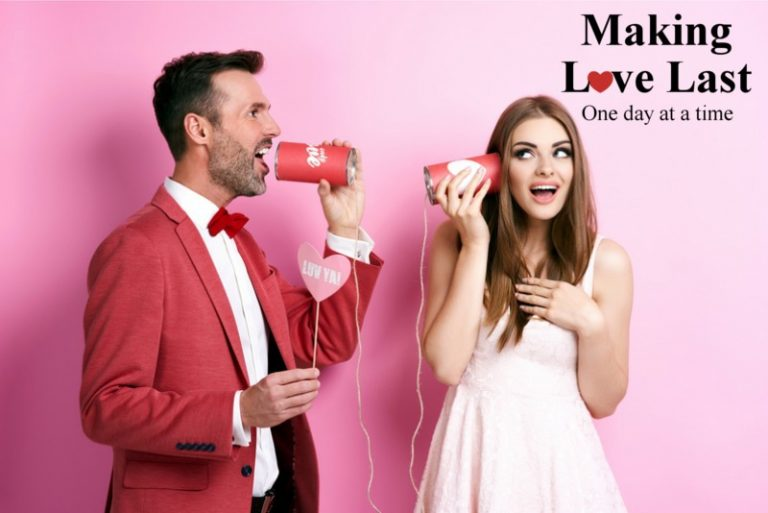 Two Keys to Marital Communication