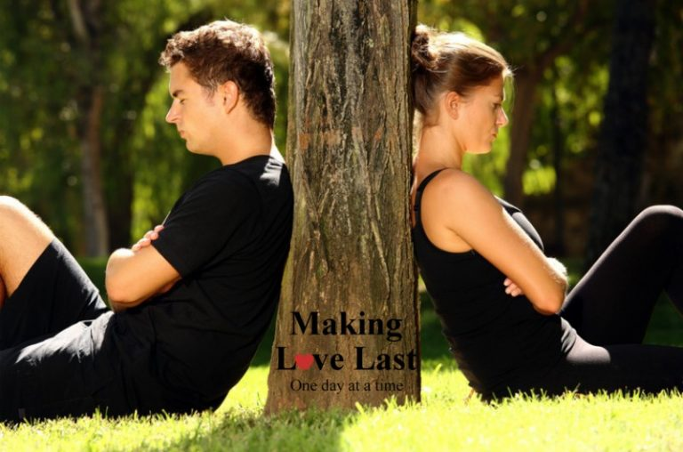 Letting Go of Resentment Toward Your Mate